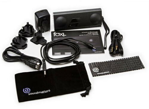 soundmatters foxL V2.2 Purist NON Bluetooth