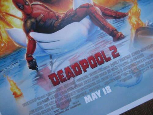 "11/"" x 17/"" DEADPOOL 2 Movie  Collector/'s  Poster Print B2G1F"