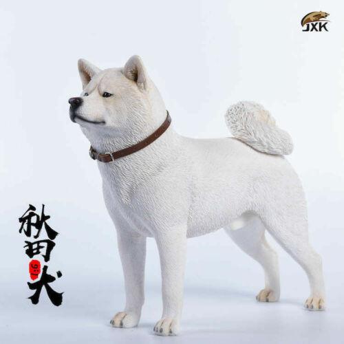 """JxK.Studio Jxk007B 1//6 Japanese Akita Resin Animal Dog Model Fit 12/"""" Phicen Body"""