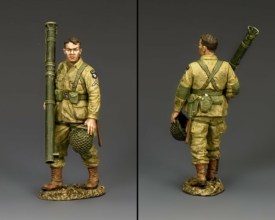 KING AND COUNTRY WW2 Private James Francis Ryan D Day DD316