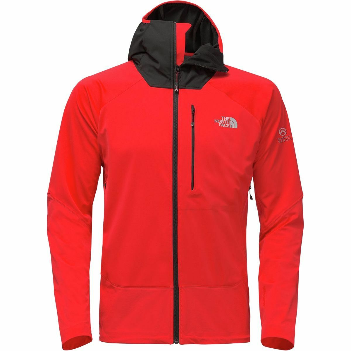 The North Face Séries Summit  L4 Coupe-Vent Tissu Softshell Sweat Veste red Feu  all products get up to 34% off