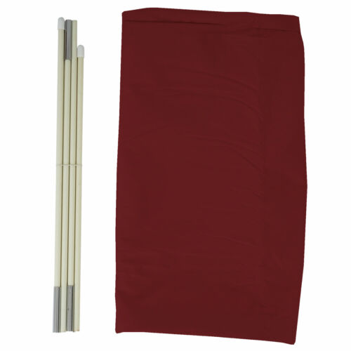 Schutzhülle MCW für Ampelschirm bis 3,5 m Abdeckhülle Cover bordeaux