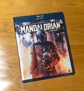 The Mandalorian Blu Ray