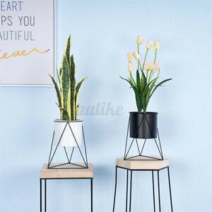 Garden-Geometric-Metal-Flower-Pot-Stand-Chic-Indoor-Plant-Holder-Display-Planter