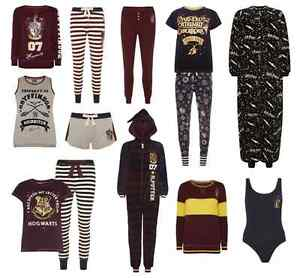 New Range Harry Potter Women's PJ set Pyjamas Primark ...