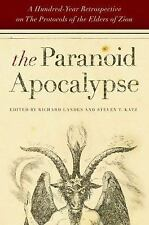 Elie Wiesel Center for Judaic Studies: The Paranoid Apocalypse : A...