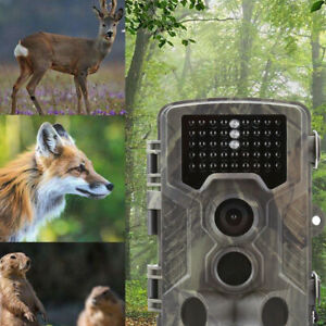 1080P-16MP-HD-Hunting-Trail-Camera-Video-Wildlife-Scouting-Infrared-Night-Vision