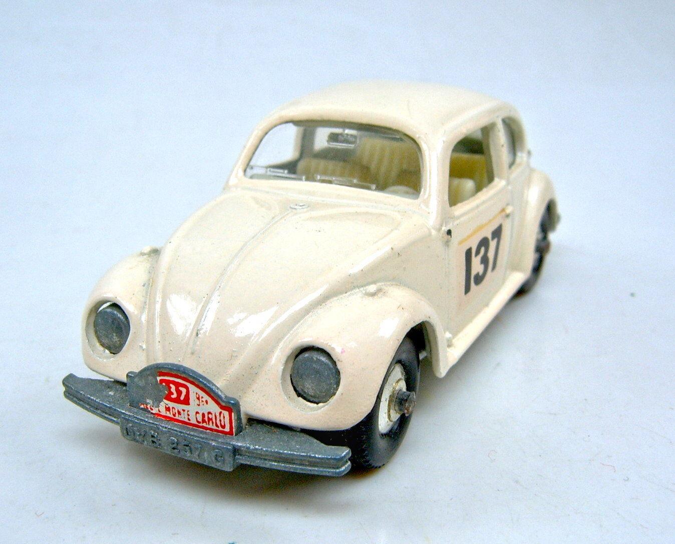Matchbox VW 1500 RW15D modelo de pre-producción temprana fundición de moldes