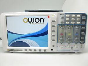 OWON-100Mhz-Oscilloscope-SDS7102-1G-s-large-8-LCD-LAN-VGA-battery-bag-3-yrs-war