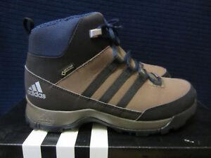 Details zu adidas CW Winter Hiker MID GTX K Kinder Outdoorschuhe Braun Gr.35, 36. NEU!