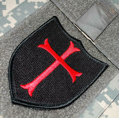 Kandahar Whacker Seal Special Warfare Devgru Oda Ssi Jerusalem Crusaders' Cross Other Militaria
