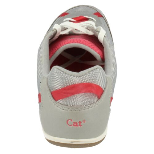 Uk Argent Femmes Lacets Textile Caterpillar 8 Clarify À Baskets Pointure apq8B5aw