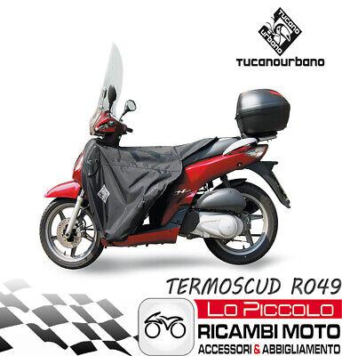 Coprigambe Termoscud Tucano Urbano R169-X Kawasaki J125 e Kawasaki J300