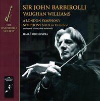 John Barbirolli & Ha - London Symphony & Symphony 8 [new Cd] Uk - on Sale