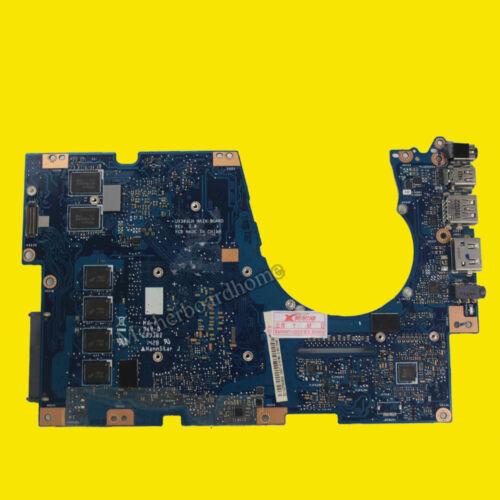 UX303LN Motherboard For ASUS UX303L UX303LB W// i7-4510U GT840M 4GB Mainboard