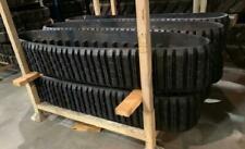 2 Rubber Tracks Fits Asv Rc30 Pt30 11x4x37