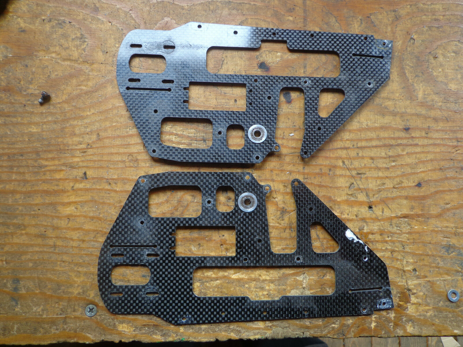 CENTURY SWIFT CARBON FIBRE MAIN FRAME SECTIONS