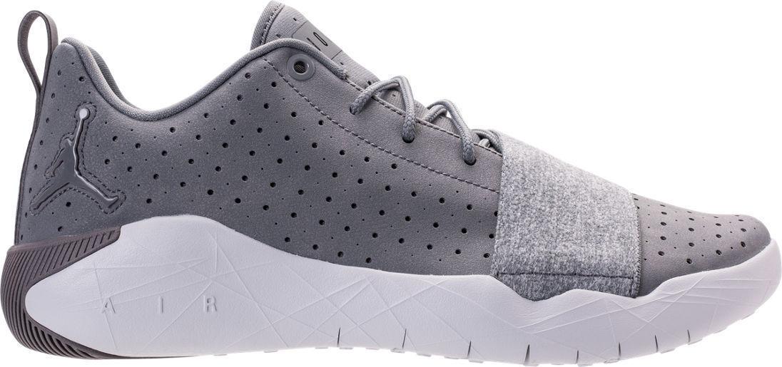 Nike Air Jordan Breakout Men Basketball Shoes Cool Grey/Pure Platinum 881449 003