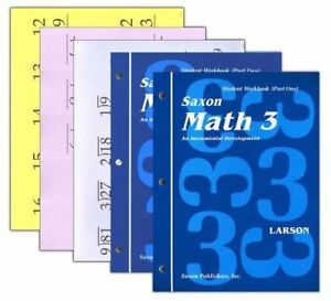 Saxon-Math-3-Student-Workbook-Set-with-Fact-Cards-1st-Edition