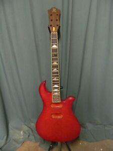 B.C. Rich Eagle Copy, Guitar Project, Unknown Maker, Neck-Thru!!!!!