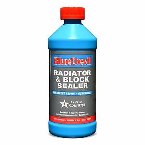 Bluedevil Radiator Amp Block Sealer 00205 Ebay