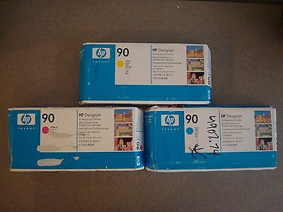 Original and Expired Printhead for HP90 Print Head for DesignJet 4000 Printer