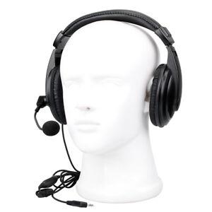 2-Pin-PTT-Headset-for-Retevis-RT3-RT29-H777-Baofeng-777S-888s-Kenwood-Radios-UK