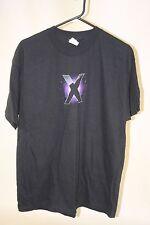 Apple Computer MAC OSX Leopard Software Black Promo T Shirt Mens Size Large