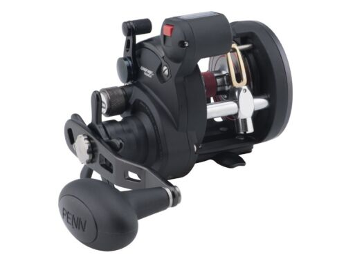Penn Warfare Level Wind Line Counter Right handed Saltwater Multiplier Reel