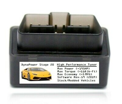 Stage 16 Power Performance Chip Tuner +180HP 5 MPG OBD Tuning Pontiac Oldsmob
