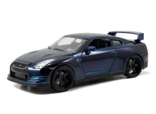 Fast /& Furious 7 1:18 NEU OVP R35 2009 Jada Toys 97035 Brian/'s Nissan GT-R