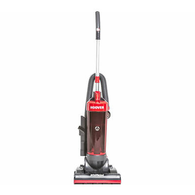 HOOVER Whirlwind WR71 WR01 Upright Bagless Vacuum Cleaner - Grey & Red - Currys