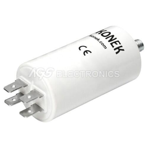 Kondensator Starten für Motor 7uf 450v