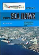 Warpaint Series No.29 - Hawker Sea Hawk                     40 Pages       Book