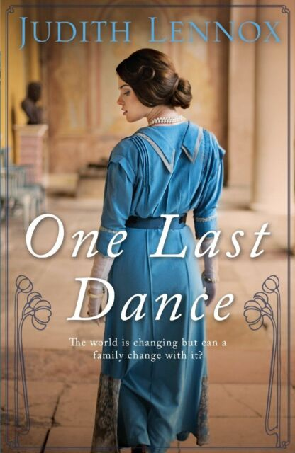 One Last Dance: A mesmerising tale of love, betrayal and shocking secrets, Lenno