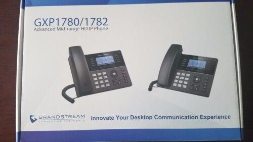 FREE SHIPPING GIGABIT- VoIP New GRANDSTREAM GXP1782: 8 Line HD IP Phone