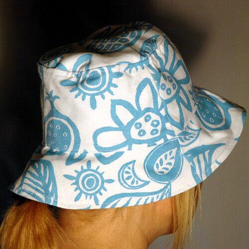 Ladies Cotton Sun Hat