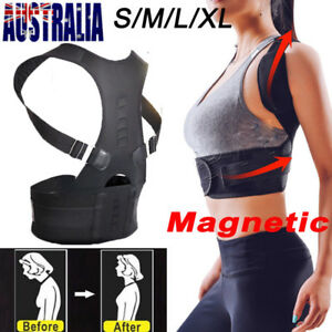 Adjustable-Posture-Corrector-Back-Support-Shoulder-Lumbar-Brace-Belt-Men-Women
