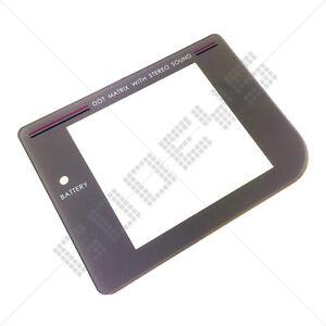 New-Light-Grey-Nintendo-Game-Boy-Classic-Original-DMG-01-Screen-Lens-Plastic