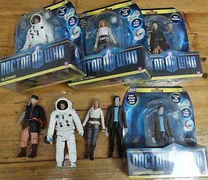 Doctor-Dr-Who-THE-ASTRONAUT-ELEVENTH-11TH-DOCTOR-UNCEL-RIVER-SONG-Cyberman-UNCEL