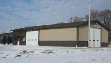 40x80x14 Steel Building Kit Simpson Metal Garage Workshop Structure