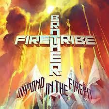 1 of 1 - Diamond In the Firepit by Brother Firetribe (CD, May-2014, Spinefarm Records)