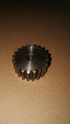 Engranaje helicoidal módulo 2 con 25 dientes adecuado para nuestros schneckenwellen