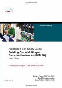 Details about Building Cisco Multilayer Switched Networks (BCMSN)  (Authorized Self-Study Guid