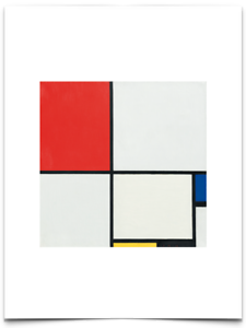 PIET-MONDRIAN-COMPOSITION-III-RED-BLUE-YELLOW-BLACK-LIMITED-EDITION-ART-PRINT