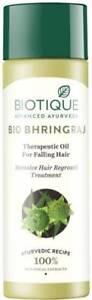 Biotique Bio Bhringraj Therapeutic Oil Intensive Hair Regrowth Treatment