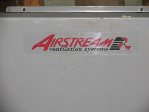 Airstream Ventilation Systems Box Poultry Hog Swine