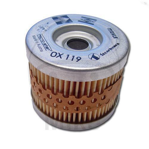 MAHLE Filtro Olio OX 119