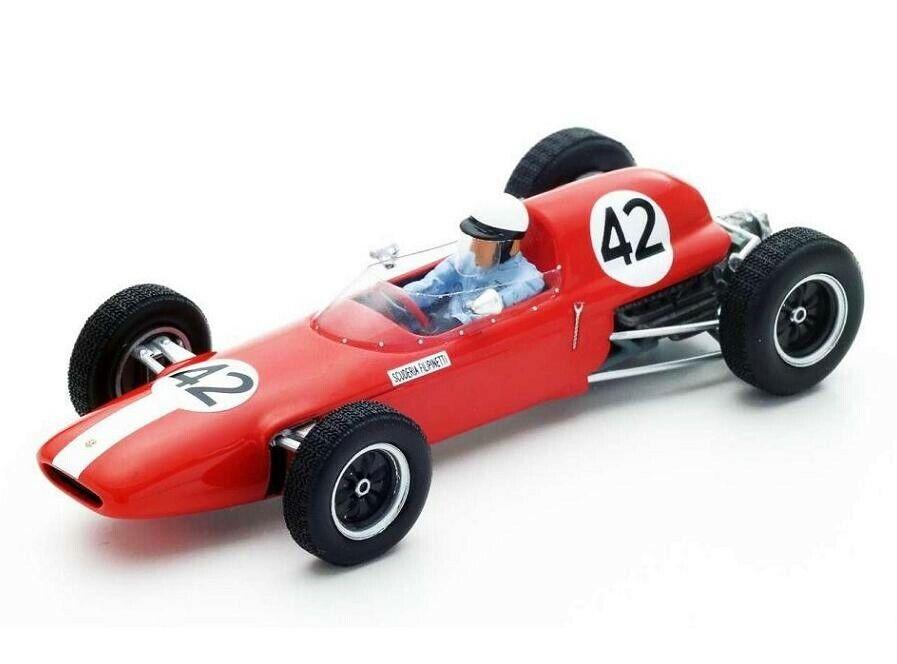 Lotus 24 Nº 42 French  GP 1963 Phil Hill s4854 Spark 1 43 nouveau in a Box  le style classique