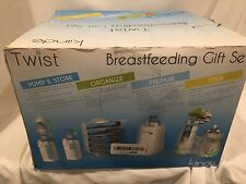 Kiinde Twist Breastfeeding Breast Milk Storage Gift Set